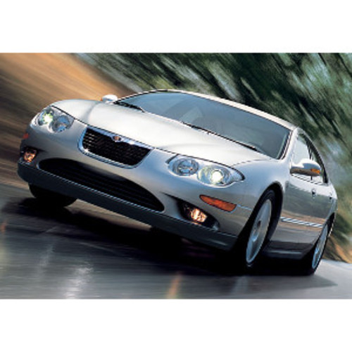 Product picture 2004 Chrysler 300M Concord & Intrepid Service Manual