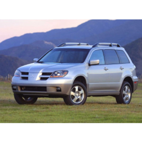 Product picture 2004 Mitsubishi Outlander 2WD & 4WD Workshop Manual
