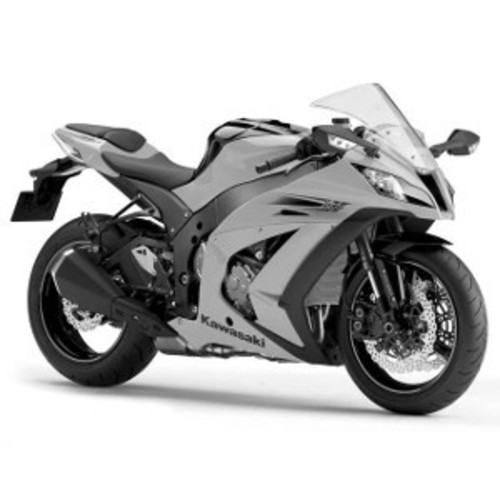 Product picture 2011-2012 Kawasaki Ninja ZX-10R & ZX-10R ABS Service Manual